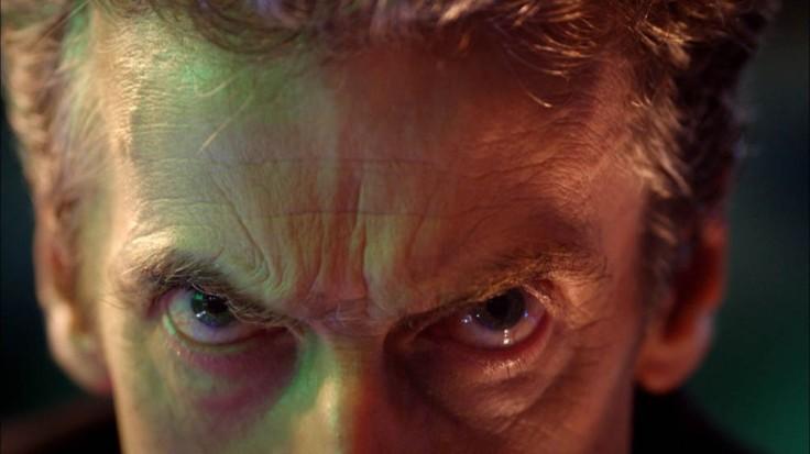 12th Doctors Eyebrows