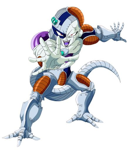 mecha freeza