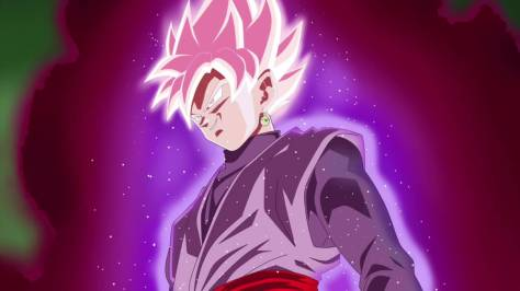 Goku Black - Super Saiyan Rose