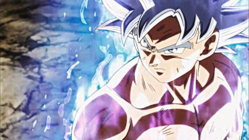 Goku Ultra Instinct 2