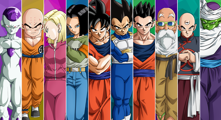 Universe 7 team