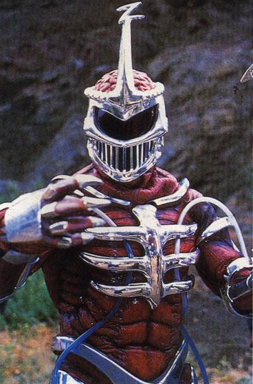 Power Rangers - Lord Zedd