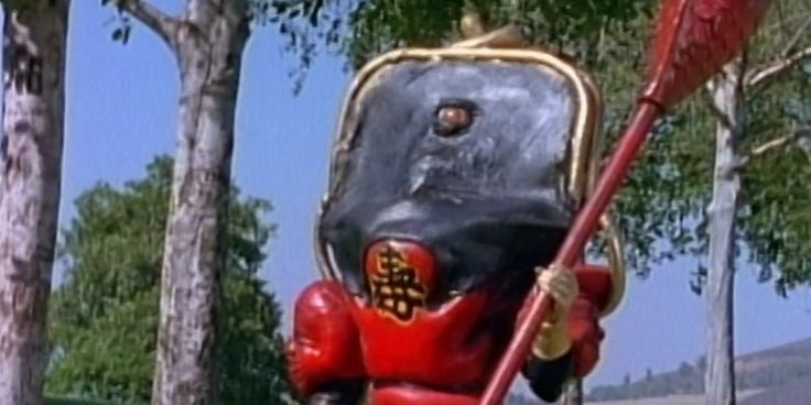 Power Rangers - Purse Head