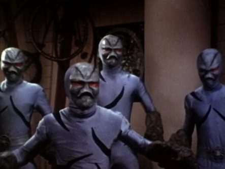 Power Rangers - Putty Patrollers